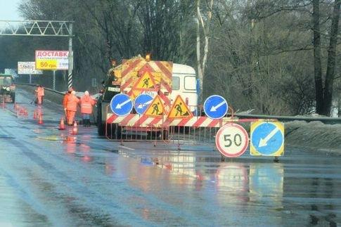 Дороги отремонтируют в лучшем случае
