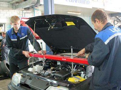Выдача автомобиля после ремонта | Гарантийные обязательства