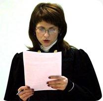 Судья Крохмалюк